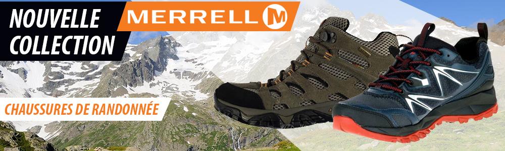 Chaussures Merrell