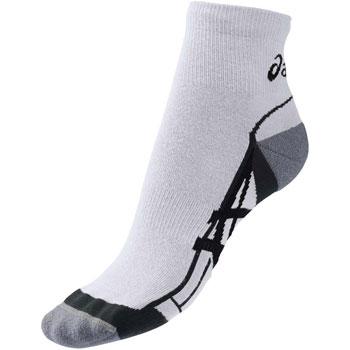 Chaussettes 2000 series Quarter sock blanche