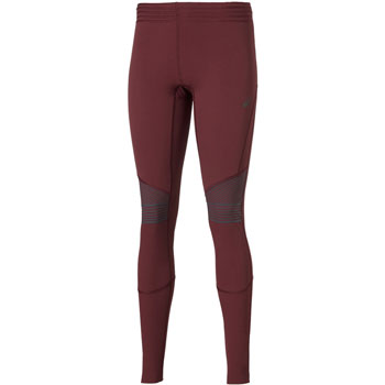 Collant Tight bordeaux
