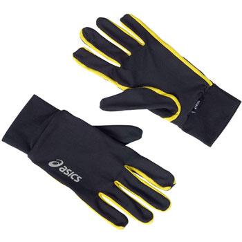 Gants Basic Glove noir jaune