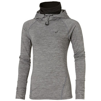 Maillot ML Jersey Hoody gris