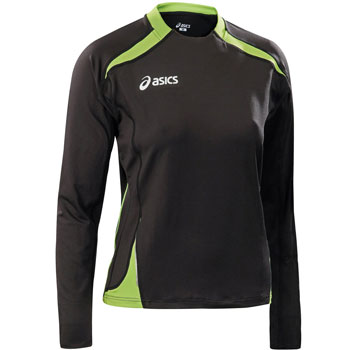 Maillot manches longues col rond ML noir W