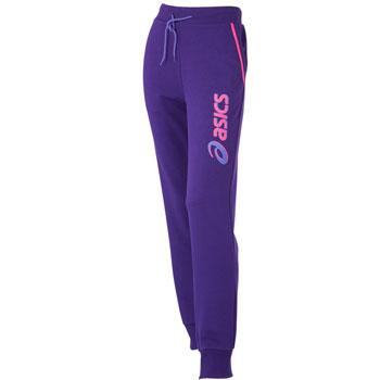 Pantalon de jogging W's Fleece violet rose