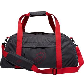 Sac de sport Essentials gris rouge