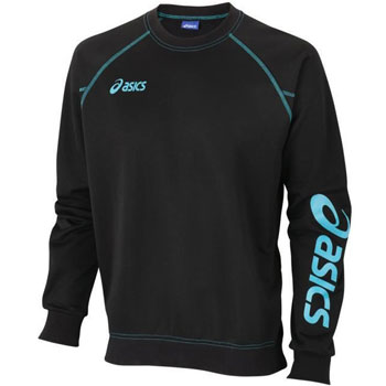 Sweat Alpha Junior noir turquoise