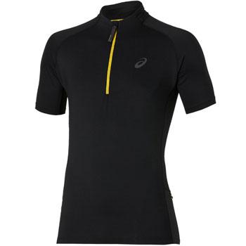 T-shirt FujiTrail SS 1/2 Zip