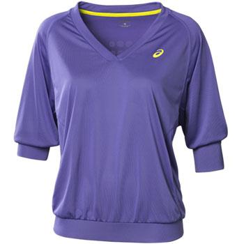 T-Shirt W's 3/4 Top col V violet