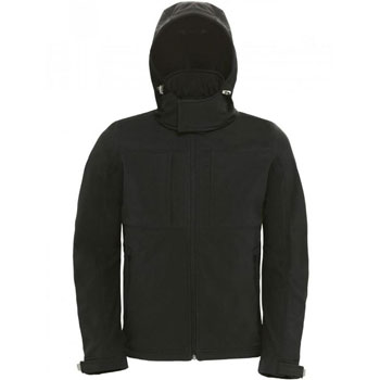 Veste Hoodded Softshell M