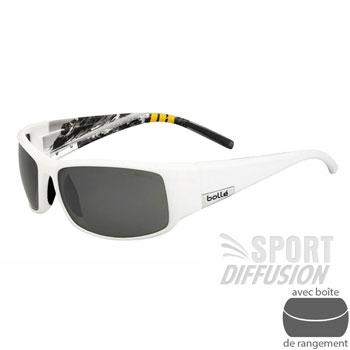 Bollé Lunettes de soleil King Shiny White Mountain Accessoires Lunettes / Masque de ski dJ8iB