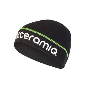 Bonnet Céramiq noir vert