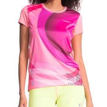 T-shirt Florida rose