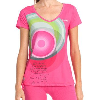 T-shirt Rosa Rose