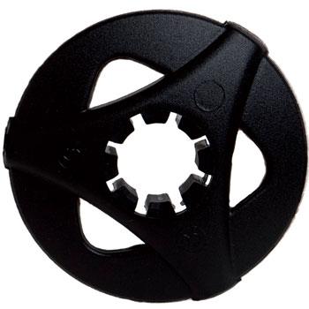 Rondelle 60mm à clipser