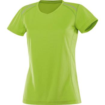 T-Shirt Speed vert