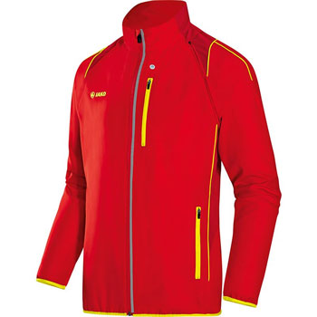 Veste Power rouge F
