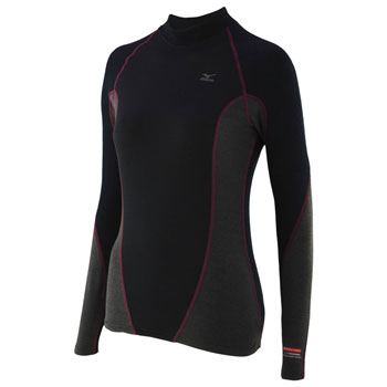 Maillot Breath Thermo femme col rond