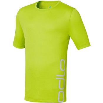 T-Shirt Running Event jaune