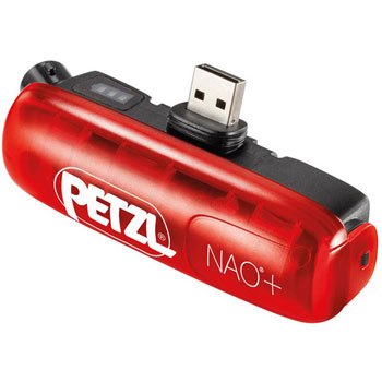 Batterie rechargeable pour lampe frontale NAO