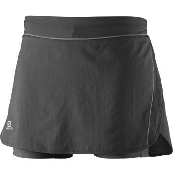 Jupe Short Agile Skort W noir