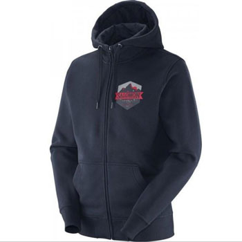 Sweat à capuche zip Ultimate Fz Hoodie M marine