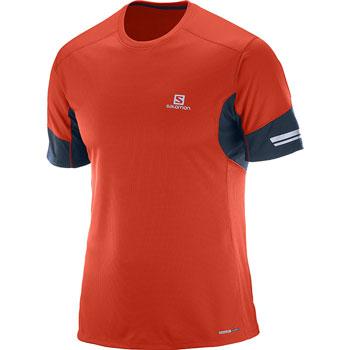T-shirt Agile SS Tee M orange