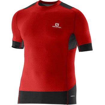 T-Shirt EXO Pro M rouge noir