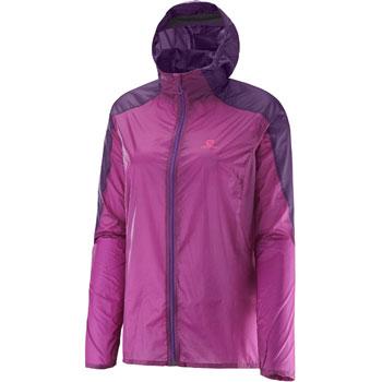 Veste Fast Wing Hoodie W violet