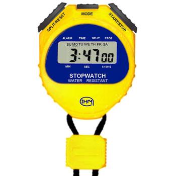 Chronomètre 1 ligne d'affichage
