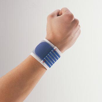 Bracelet maintien poignet strapping