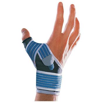 Protège pouce poignet strapping