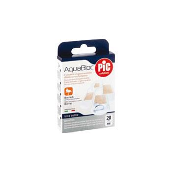 Pansement aquabloc double peau – 20 pièces