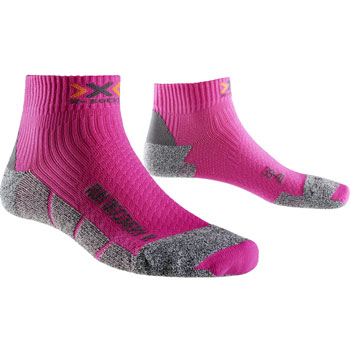 Chaussette Run Discovery Lady V2 rose