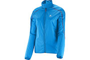 Veste S-Lab Light Jacket W bleue