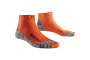 Chaussette Run Discovery V2 orange