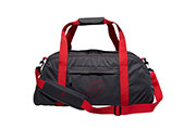 Sac de sport Essentials gris rouge