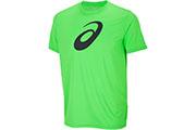 T-Shirt Running Race vert