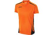 Tshirt Carl running M orange