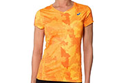 Tshirt running Allover Graphic Top femme