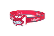 Lampe frontale FF210 R rouge
