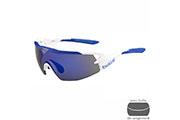 Lunettes de soleil Aeromax Bleu et Blanc
