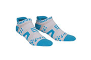 Chaussette ProRacing Socks Run LowCut bleu