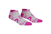 Chaussette ProRacing Socks Run LowCut rose