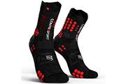 Pro Racing Socks V3.0 Trail Noir Rouge