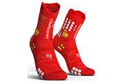 Pro Racing Socks V3.0 Trail Rouge Blanc