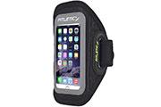 Brassard téléphone iPhone 6 / Galaxy S4 noir
