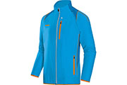 Veste Power bleu orange