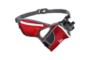 Ceinture Hydro 45 Belt Bright rouge grise
