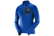 Maillot manches longues Trail Runner Warm Mid M
