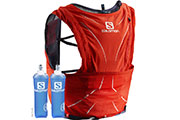 Sac d'hydratation Adv Skin 12 set rouge / graphite