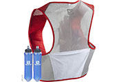 Sac d'hydratation Slab Sense 2 Set blanc